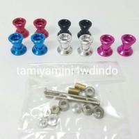 Roller double 8-9mm. Brand: SAMURAI. Kode: 1004.