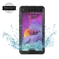 Casing Samsung Galaxy Note 4 anti air Redpepper waterproof hard case