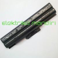 Original Baterai Sony Vaio VGP-BPL21 VGP-BPS21 VGP-BPS21A (Black)