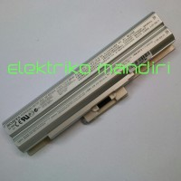 Original Baterai Sony BPS13 BPL13 BPS13A VGP-BPS13 VGP-BPL13 (silver)
