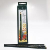 Pensil Faber Castell 2B Atk