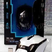 Mouse Wireless Rexus RX-109