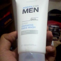 North For Men Face Wash By Oriflame