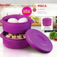 Promo Maret Moorlife Pisca / Steam / Kukus / Non Tupperware
