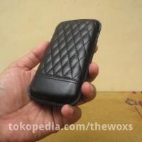 harga Pouch Sarung Kulit Asli Trexta Hitam Blackberry Torch 9850 9860 Monza Tokopedia.com