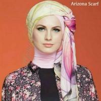 Jilbab Arizona Scarf ZOYA Collection