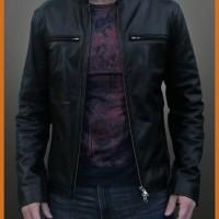 Jual jaket kulit asli kulit domba Murah