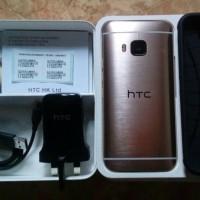 Htc M9 4G LTE Lengkap