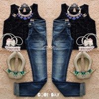 Celana Jeans Upgrade 1034