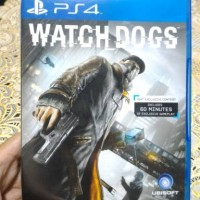 BD PS4 Watch Dogs
