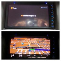 Gps Double Din Head Unit Hu Mobil Isi 6 Peta The Best Quality