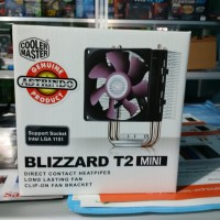 CPU Cooler Cooler Master Blizzard T2 Mini