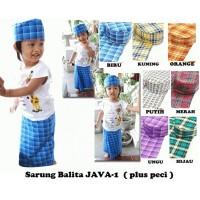 sarung balita (free peci) size XL