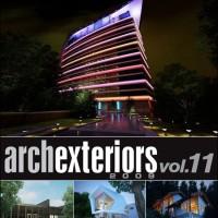 EVERMOTION ARCHEXTERIORS VOL 11