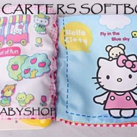 Buku Teether Carters Softbook HK