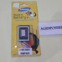 Baterai Samsung Champ c3303 Batre Baterei Battery