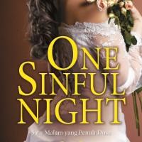 Hr: One Sinful Night, Satu Malam Yang Penuh Dosa by Kaitlin O`riley