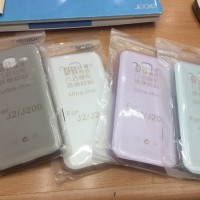 Softcase ultrathin soft case samsung j2
