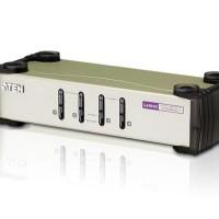 Aten 1 Console (PS/2-USB),4PCs( USB) USB KVM Cable Included - CS84U