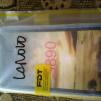 Softcase lenovo S890 jelly kondom S 890