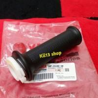 Pipa Gas + Hanfaat Grip Yamaha Scorpio Rx King Ori