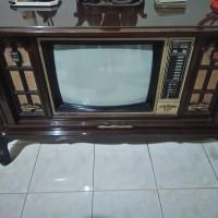 TV SHARP LINYTRON Klasik Tahun 70an