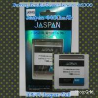 harga For Lenovo A6000 Double Power 4400mAh Jaspan Battery/Baterai Tokopedia.com