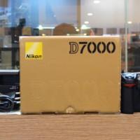 (SECOND) NIKON D7000 BO MULUS @GK JAKARTA