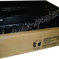 harga Toa Mixer Amplifier Za-2120 (120 Watt) Tokopedia.com