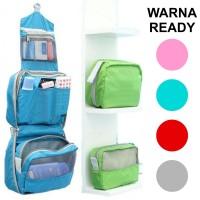 Toilet Organizer Bag - Toileters Travel Mate - Makeup Pouch