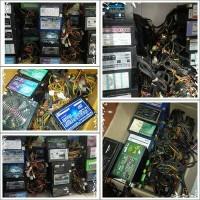 Power Supply Builtup 450watt Hitam Standard