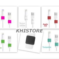 Pelindung Kabel Lightning and Magsafe Saver USB Cable Protector Apple