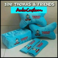 Bantal Mobil 3 in 1 THOMAS and FRIENDS