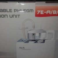 Portable Phlegm Suction Unit 7E-A/B/D General Care