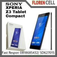 Sony Xperia Z3 Tablet Compact SGP621 Black Original Garansi Resmi