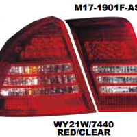 STOP LAMP + BACK LAMP MOBIL CIVIC 2001-2005 (LED / R-C)