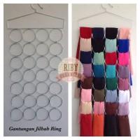 Jual Gantungan / Hanger / Rak Jilbab Ring Murah