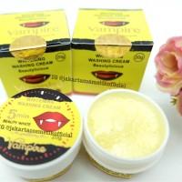 Whitening Washing Cream Beautylicious Vampire [Kuning] Bpom Murah
