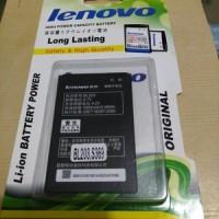 Batre baterai Lenovo ORIGINAL A369i/A278t/A308t/A66 (BL 203)