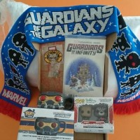 MARVEL COLLECTOR CORPS GUARDIAN OF THE GALAXY BOX