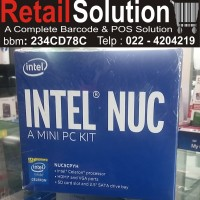 MINI PC INTEL NUC CELERON DUALCORE NUC5CPYH