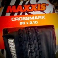 harga Ban Luar Sepeda Maxxis Crossmark Size 26 X 2.10 Tokopedia.com