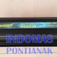 Inverter MetWay 3000W DC To AC