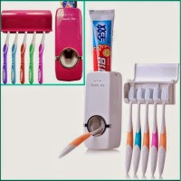 Touch Me Dispenser Odol / Touch Me Automatic Toothpaste Dispenser