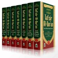 Buku Tafsir As-Sadi Lengkap 1 Set 7 Jilid