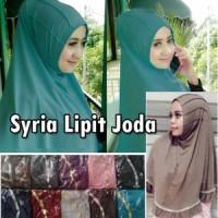 Syria Lipit Jodha / Khimar Syria Lipit Jodha