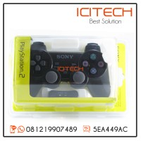 Stick Stik Controller PS2 Joystick GETAR Gamepad Wireless Ori Pabrik