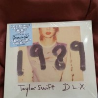 CD Import Taylor Swift - 1989 Deluxe Edition