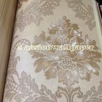 Wallpaper Dinding Klasik Elegan Premium