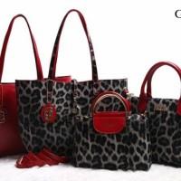 New Gucci Leopard Bolbal 3in1 (2121) Semipremium